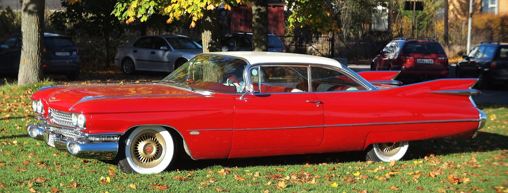1959 Cadillac Coupe for bryllupskjøring